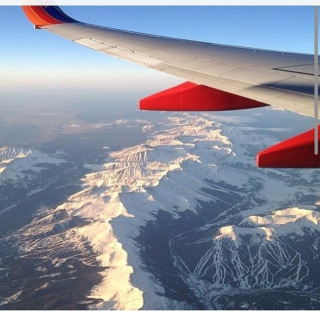 Unbelievable picture. I found this from another user on instagram. This is Copper Mountain and the 10 mile range. CopperMountain 10MileRange TenMileRange