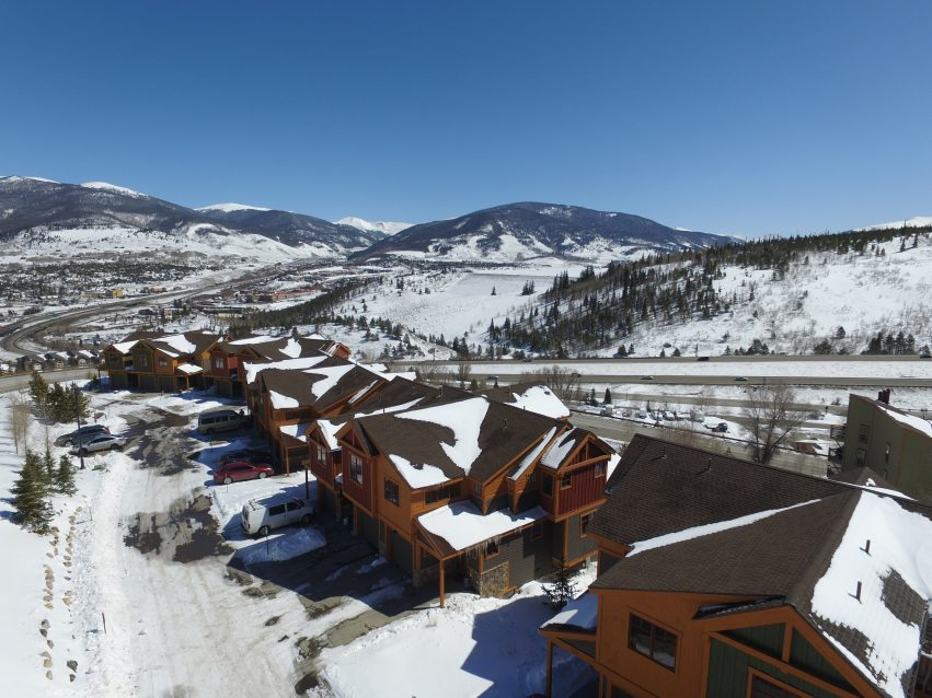 Ski Silverthorne Lodges in Silverthorne Colorado