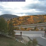 Silverthorne Colorado Leaves Changing Fall 2016
