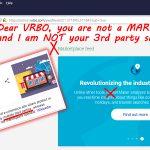 VRBO Marketplace? VRBO is not a marketplace