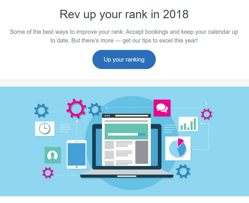 VRBO Rev up your Ranking in 2018