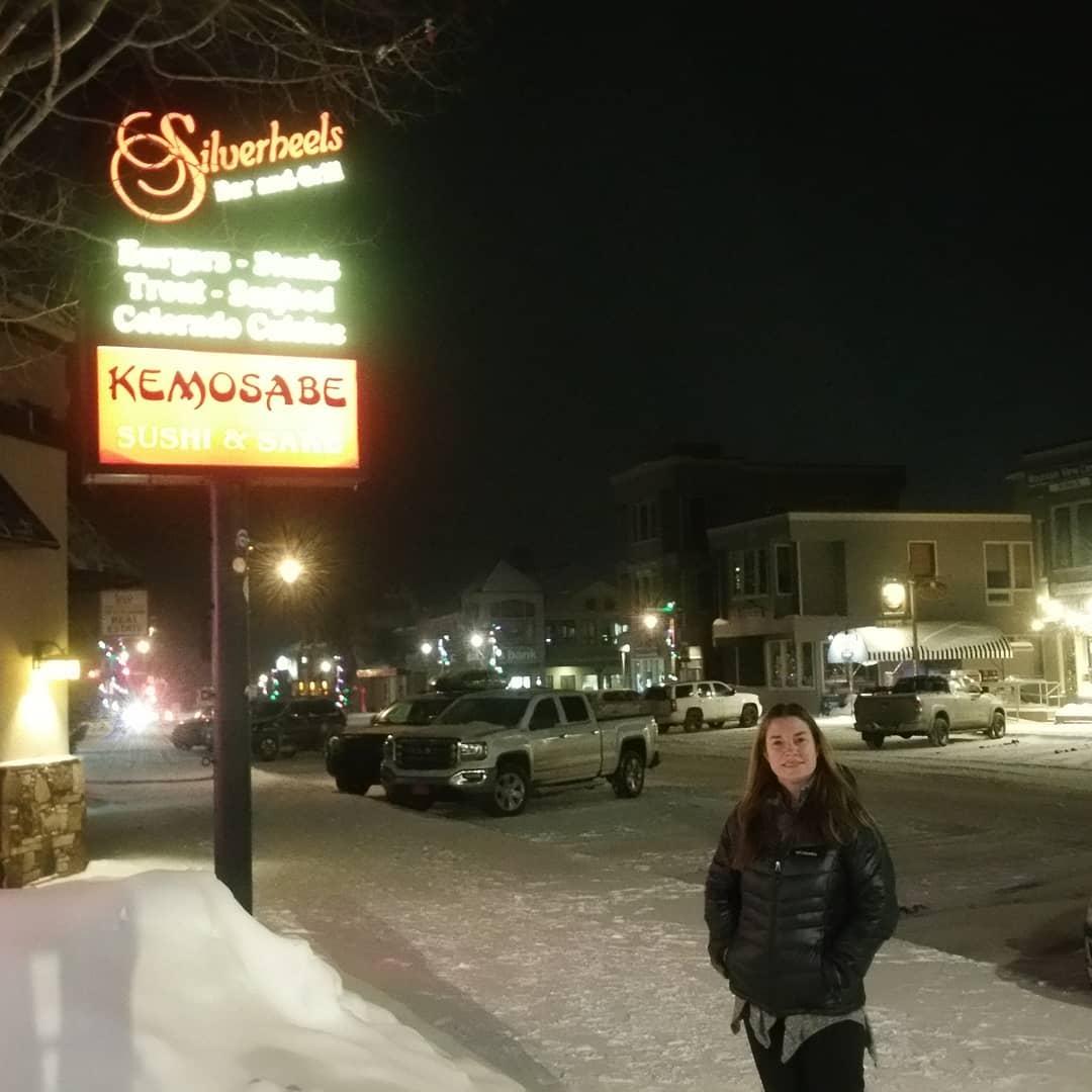Silverheels restaurant just 5 minutes from Ski Silverthorne Lodge.  #silverheels #skisilverthorne #frisco #breckenridge