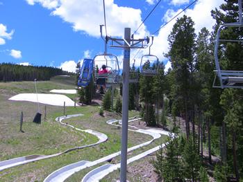 Alpine Slide - SuperSlide