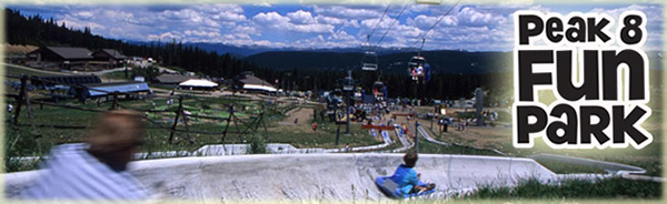 Peak 8 Fun Park Breckenridge Colorado