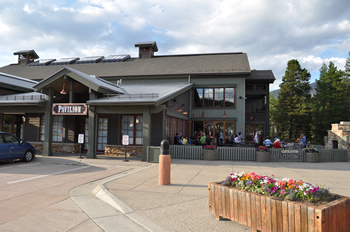 Silverthorne Pavilion Exterior