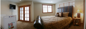 Silverthorne Condo Bedroom 1