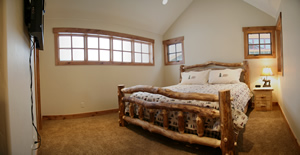 Silverthorne Townhome Bedroom 3