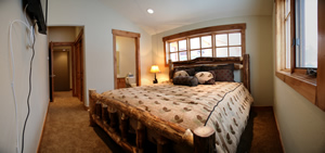 Silverthorne Lodging Bedroom 4
